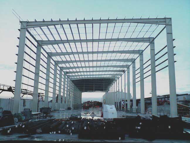 Engineering Steel Fabrication