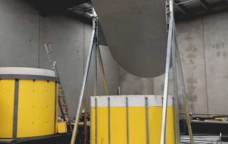 Radar with Reflector for Aviation Industry