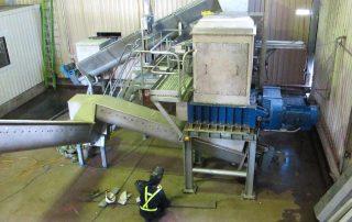 Screw Conveyors (Rendering)