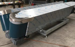 Sheep Restrainer Conveyor