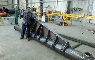 Tube Feeder for IBulk-Mining